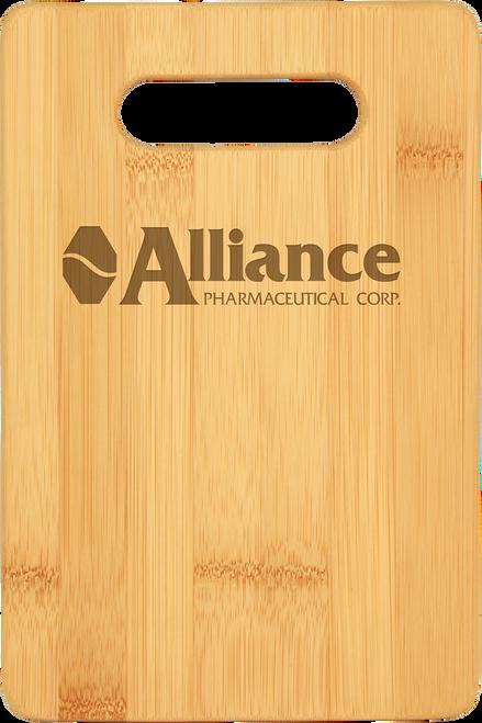 """Genuine Bamboo Cutting Board 9"""" x 6"""""""
