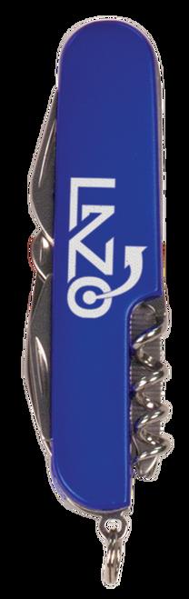 Eight-Function Multi-Tool Pocket Knife - JGFT013