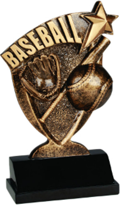 Baseball Broadcast Resin