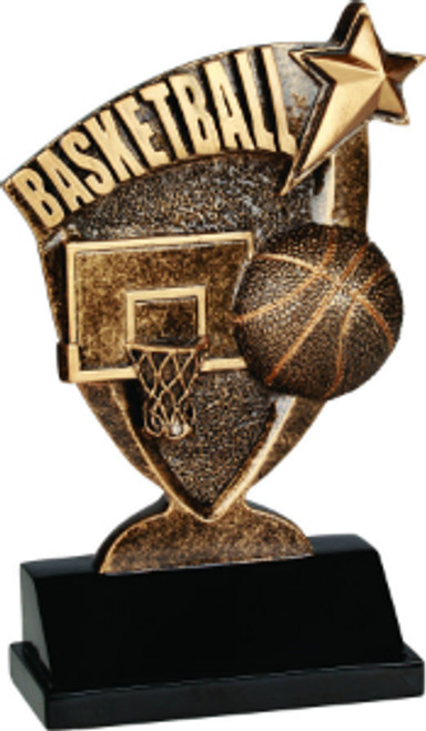 Basketball Broadcast Resin
