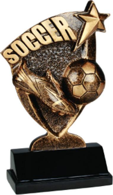 Soccer Broadcast Resin