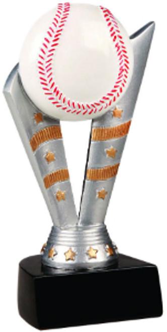 Fanfare Baseball Resin