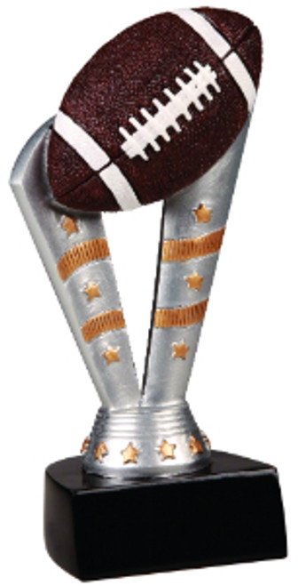 Fanfare Football Resin
