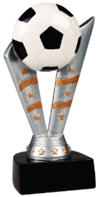 Fanfare Soccer Resin
