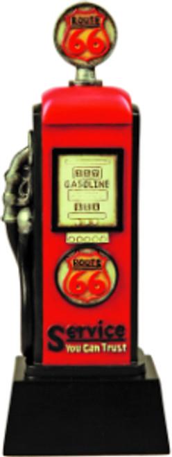 Gas Pump Resin