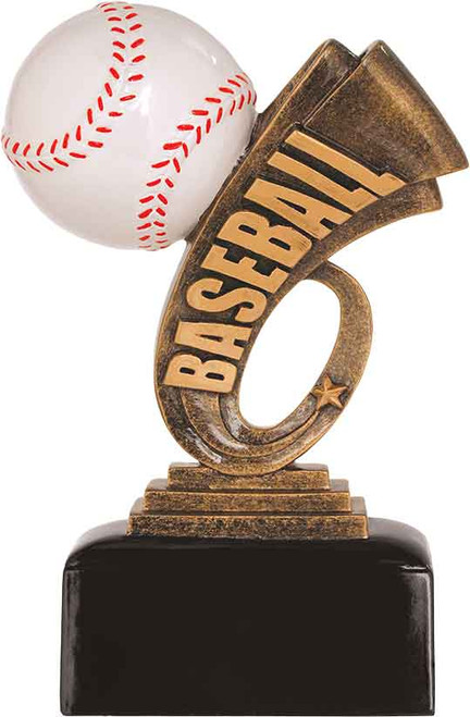 Baseball Headline Resin