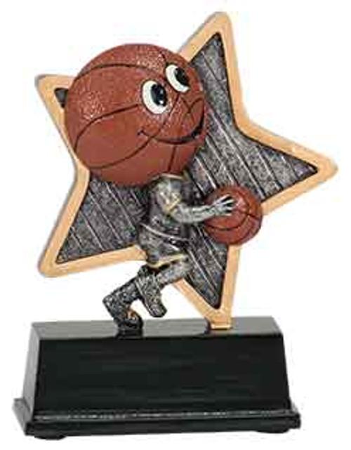 """Basketball Little Pal Resin 5"""""""