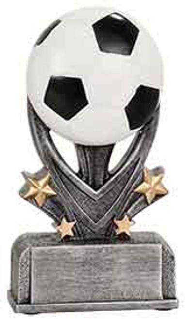 Soccer Varsity Sport Resin