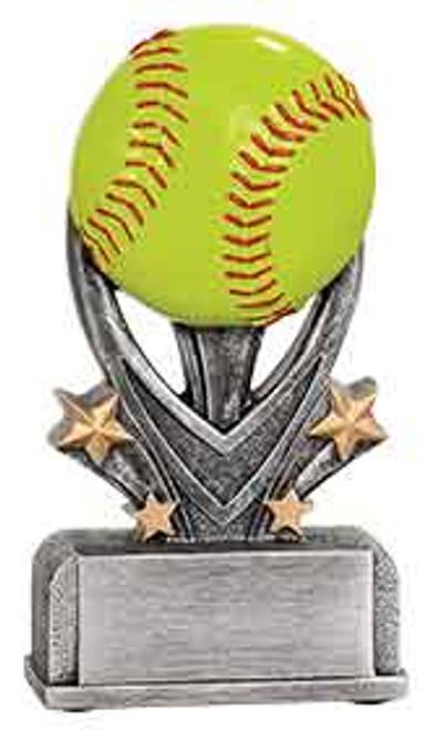 Softball Varsity Sport Resin
