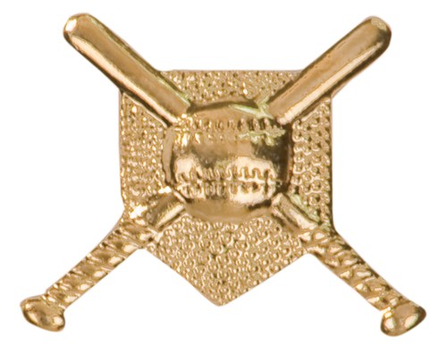 Baseball Chenille Pin - JCHEN110