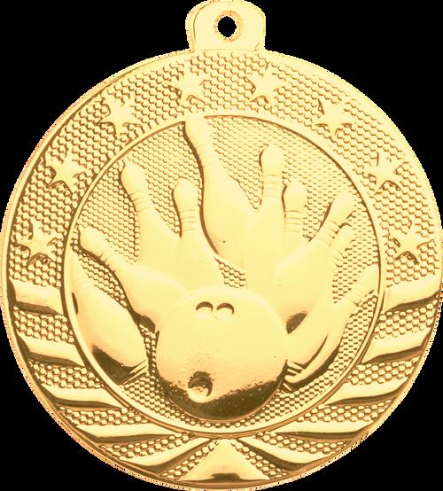 Bowling Starbrite Medal