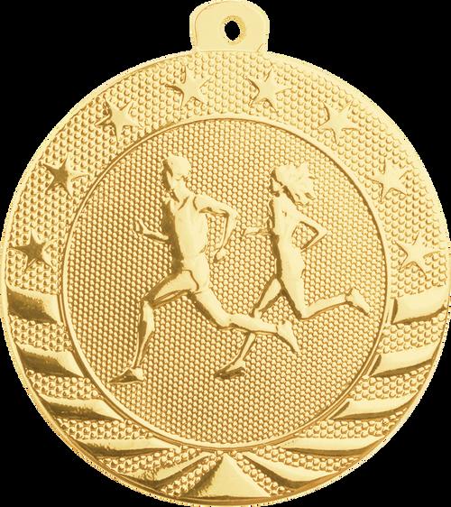 Cross Country Starbrite Medal