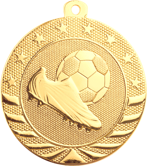 Soccer Starbrite Medal