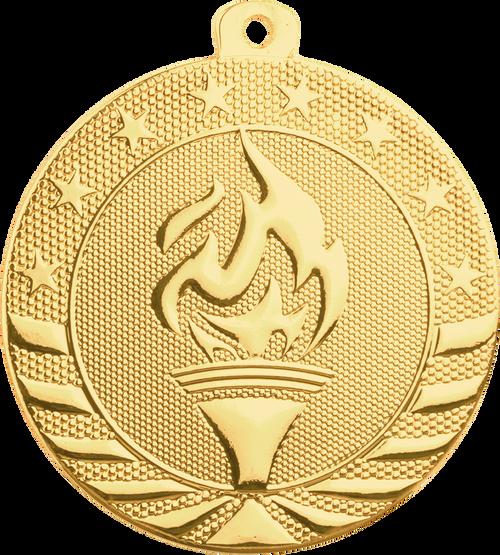 Torch Starbrite Medal