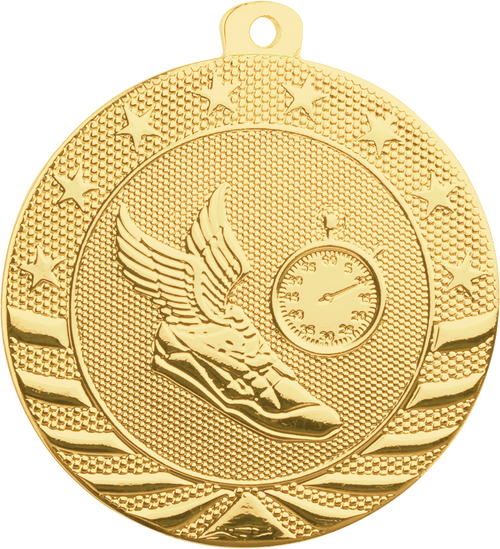 Track Starbrite Medal