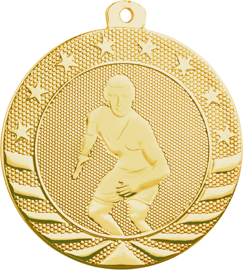 Wrestling Starbrite Medal