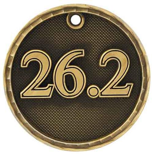 Marathon 3D Medal
