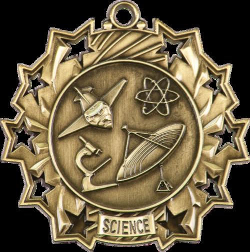 Science Ten Star Medal