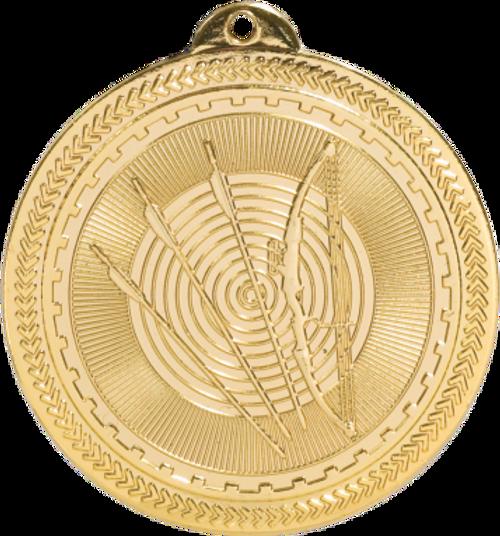 Archery BriteLazer Medal