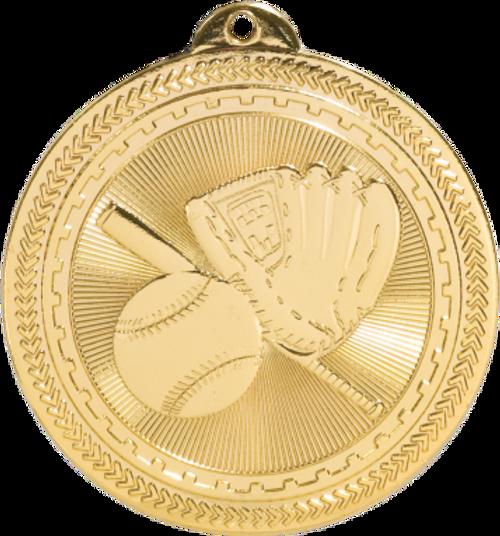 Baseball/Softball BriteLazer Medal