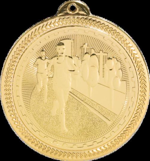 Cross Country BriteLazer Medal