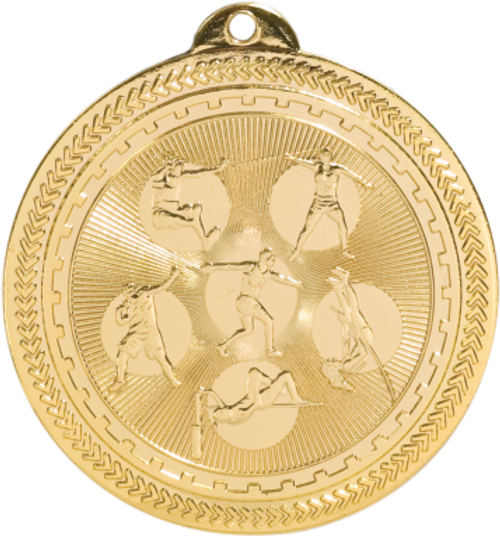 Field Events BriteLazer Medal