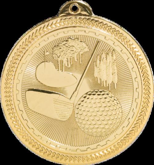 Golf BriteLazer Medal
