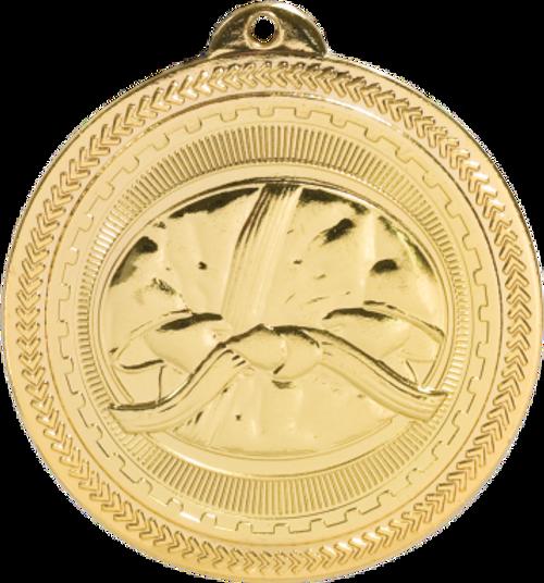 Martial Arts BriteLazer Medal