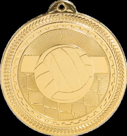 Volleyball BriteLazer Medal