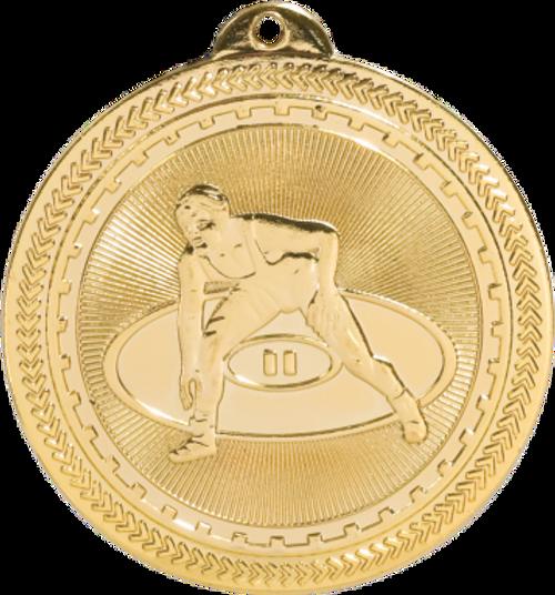Wrestling BriteLazer Medal