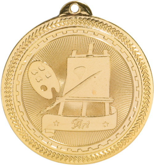 Art BriteLazer Medal