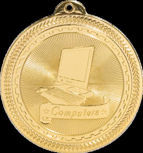 Computers BriteLazer Medal