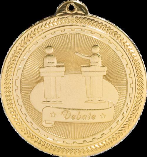 Debate BriteLazer Medal