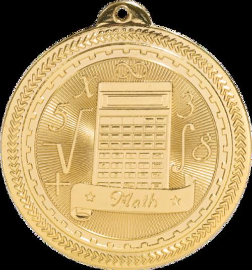 Math BriteLazer Medal