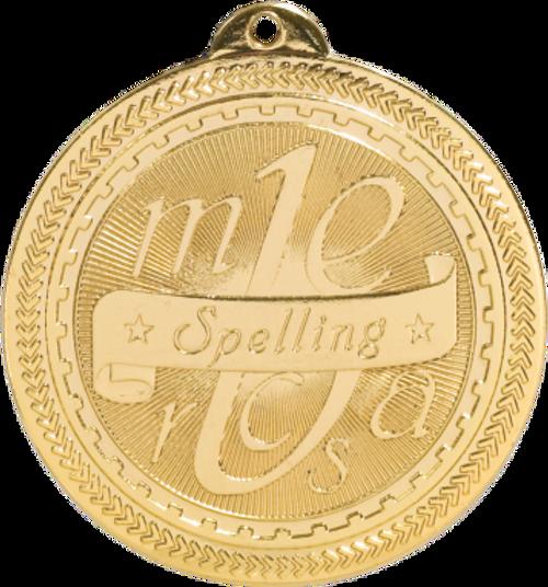 Spelling BriteLazer Medal