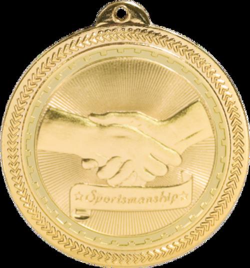 Sportsmanship BriteLazer Medal