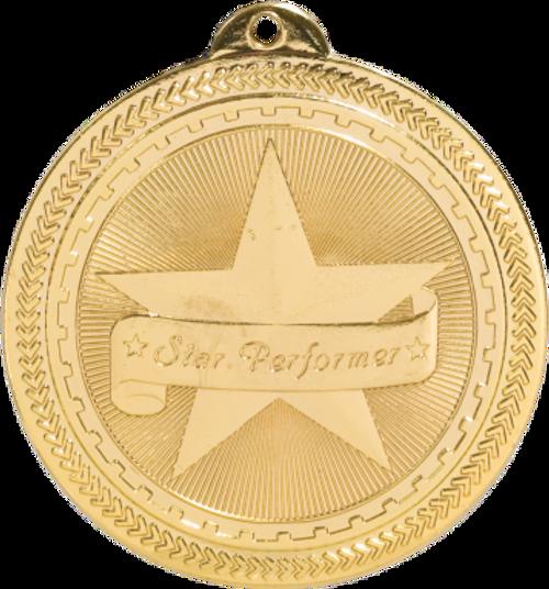 Star Performer BriteLazer Medal
