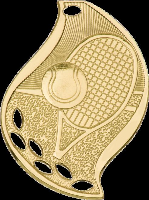Tennis Flame Medal