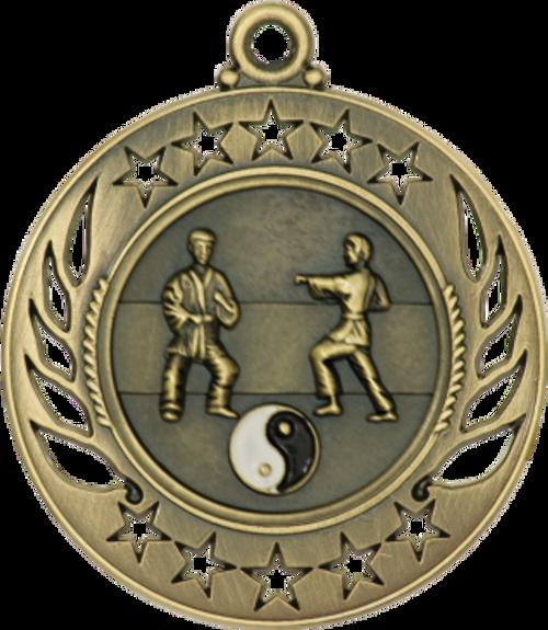 Martial Arts Galaxy Medal