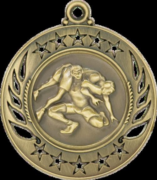 Wrestling Galaxy Medal
