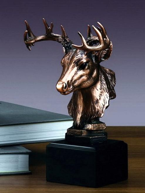 White Tail Deer Head