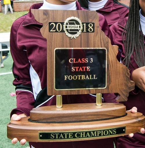 MSHSAA State Championship Trophy
