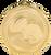 Football BriteLazer Medal