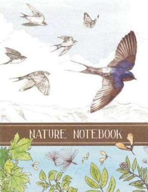 Nature Notebook by Tammy Stellanova