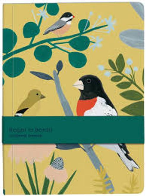 Grosbeak & Goldfinch Softback Journal