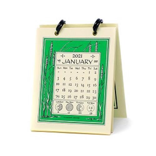 2021 Ring-standard Calendar
