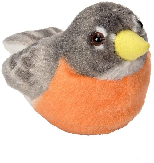 Robin Plush with Sound