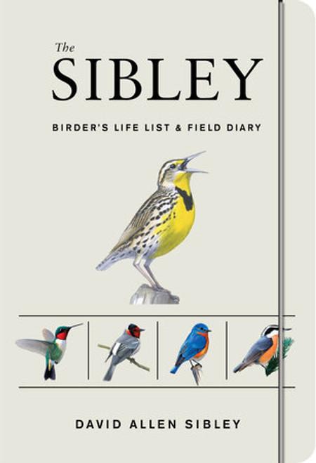 Sibley Birder's Life List & Diary