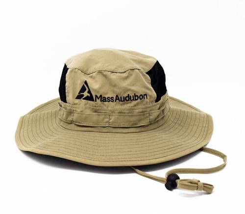 Mass Audubon Microfiber Bucket Hat