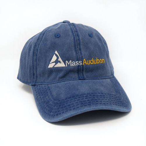 Mass Audubon Ballcap, Blue